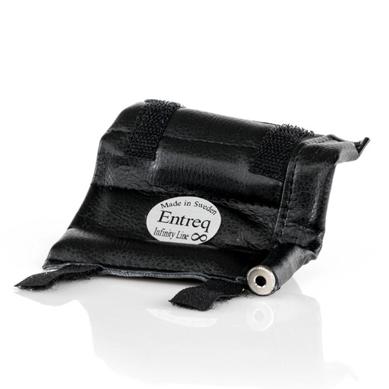 Entreq Infinity Silver Mini Wrap