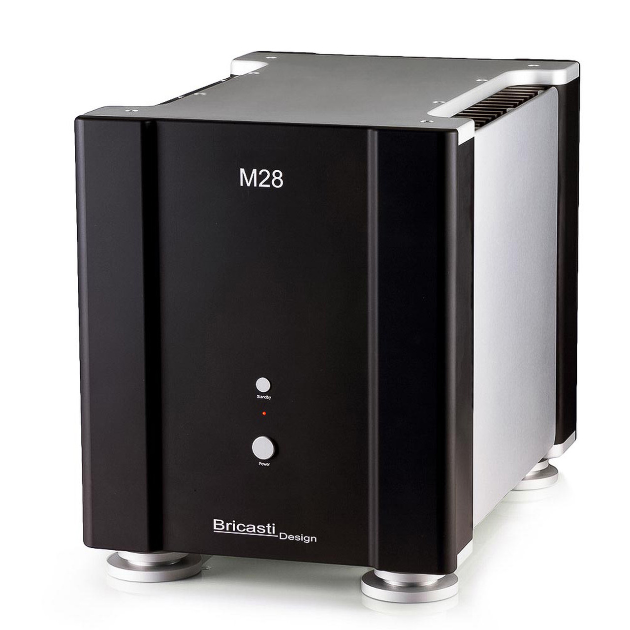 Bricasti M28 monoblock amplifiers