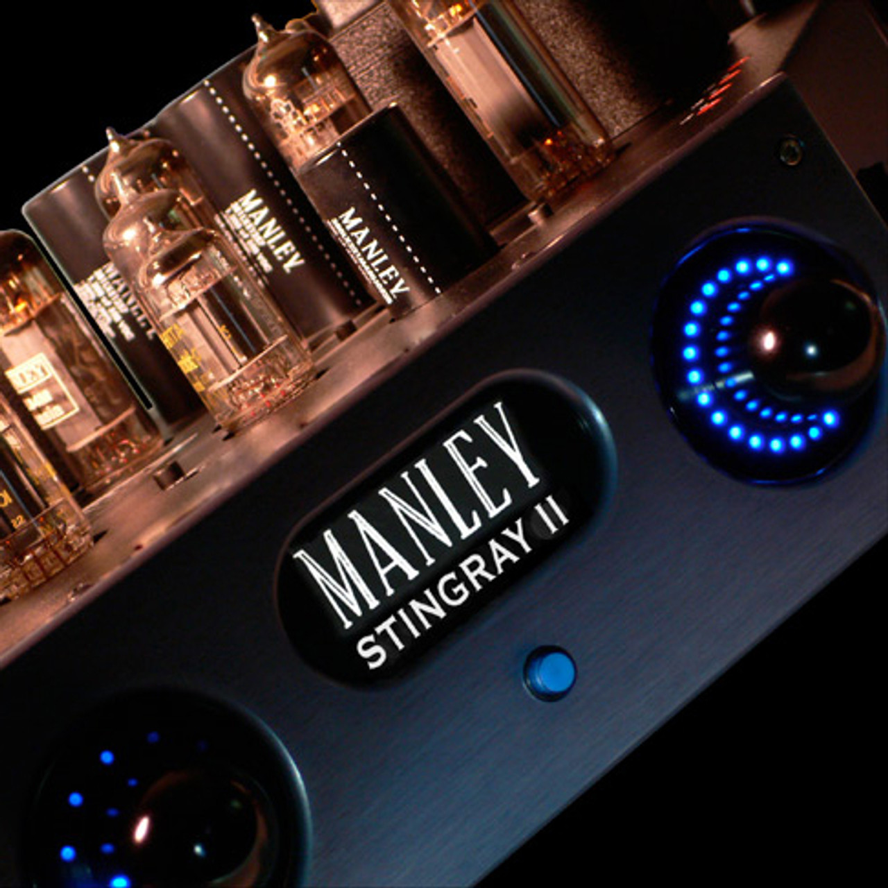 Manley Stingray II stereo integrated amplifier