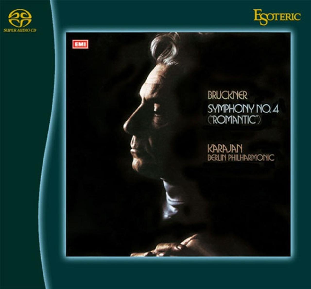Bruckner - Symphony No. 4 Esoteric SACD