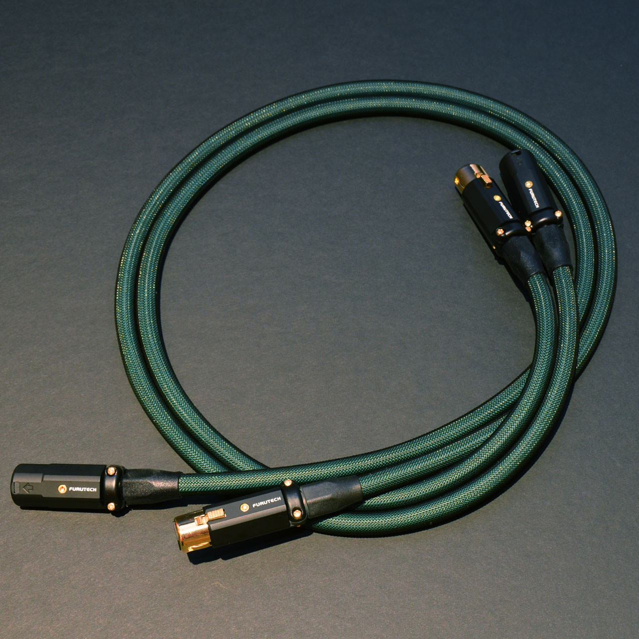 Krispy Kables Stage 2 XLR Interconnects