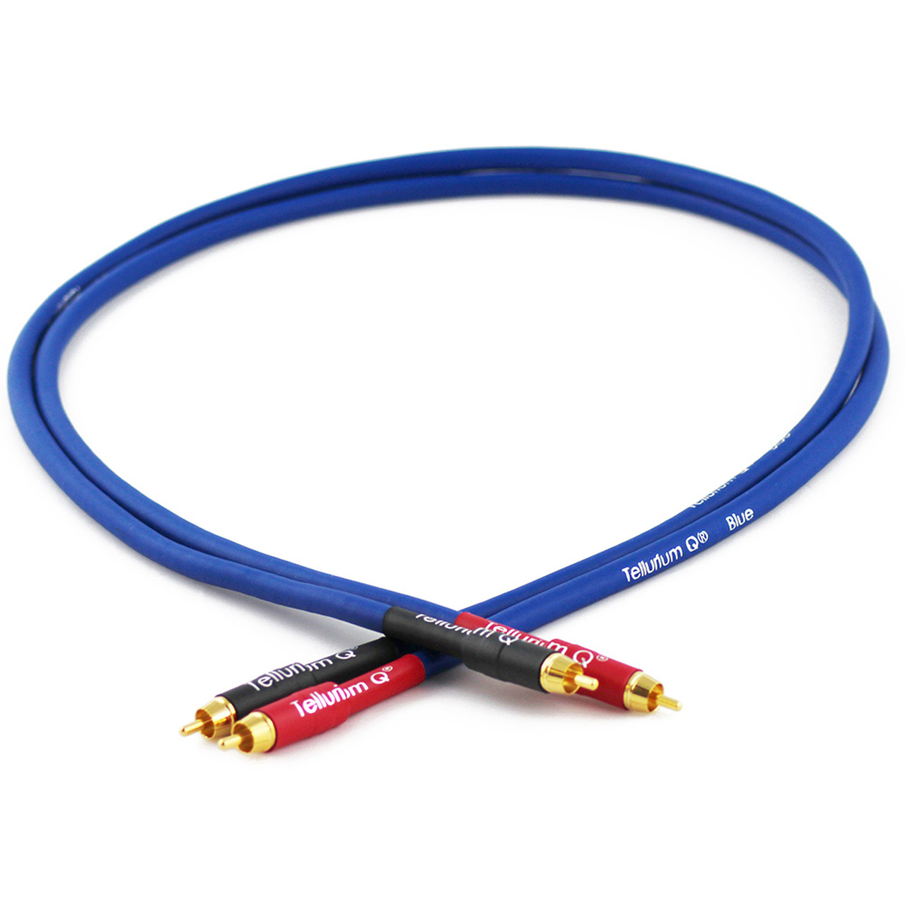 Tellurium Q Blue RCA interconnects
