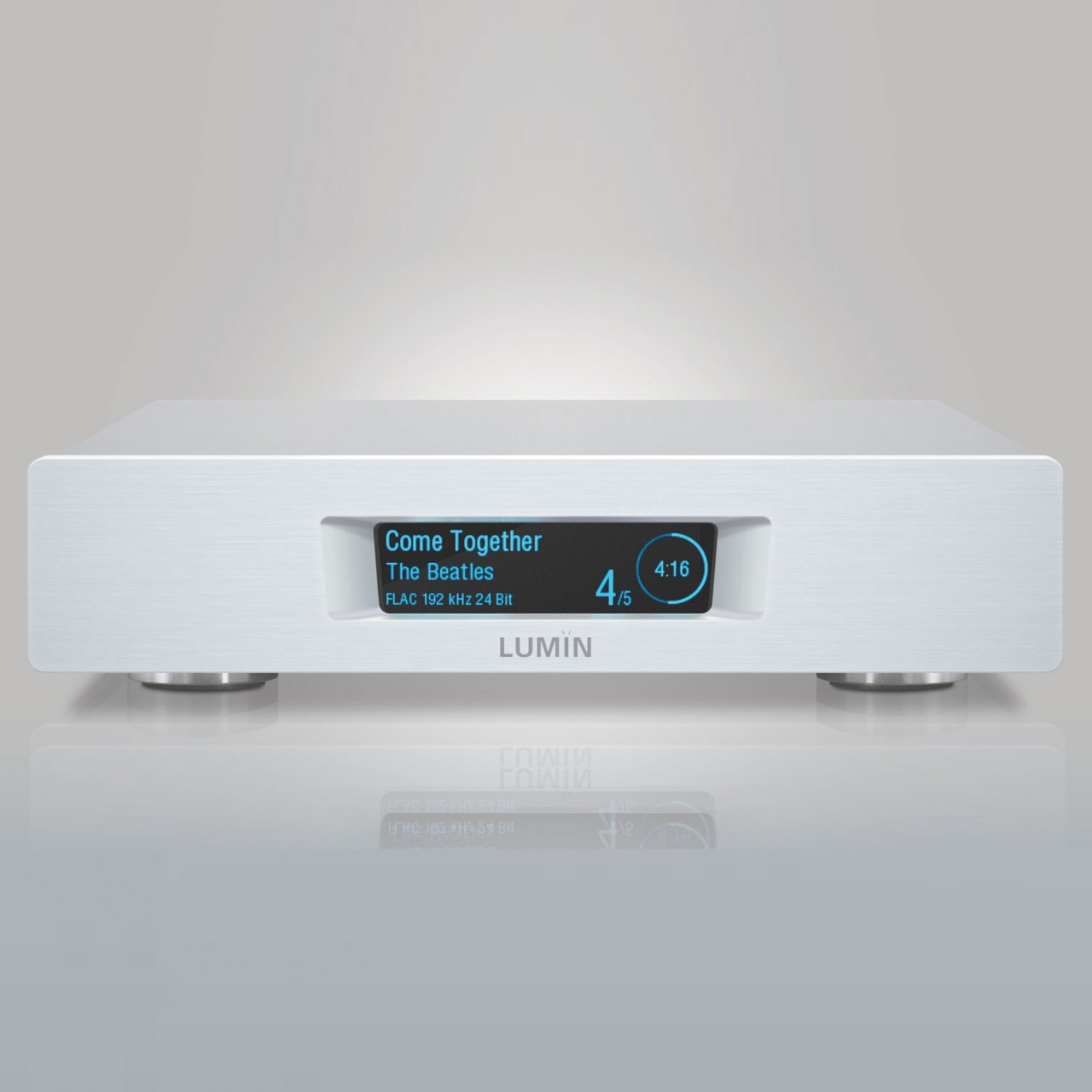 Lumin D2 network music streamer