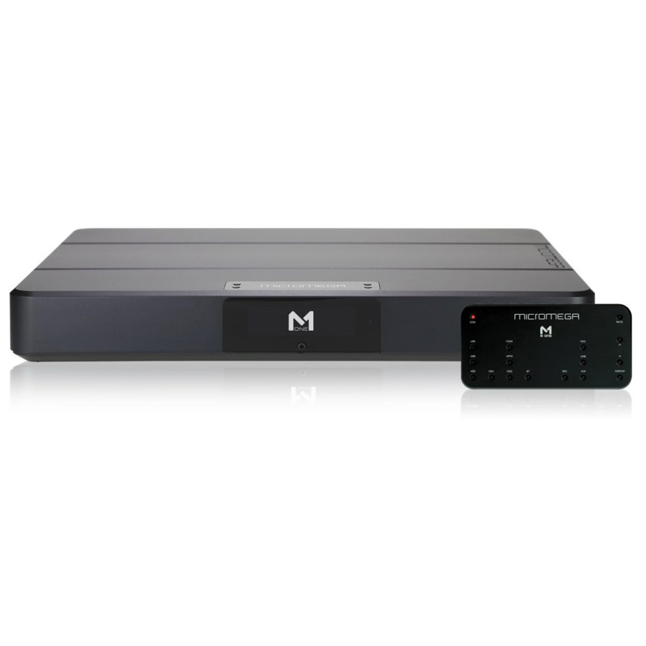 Micromega M-One integrated amplifier