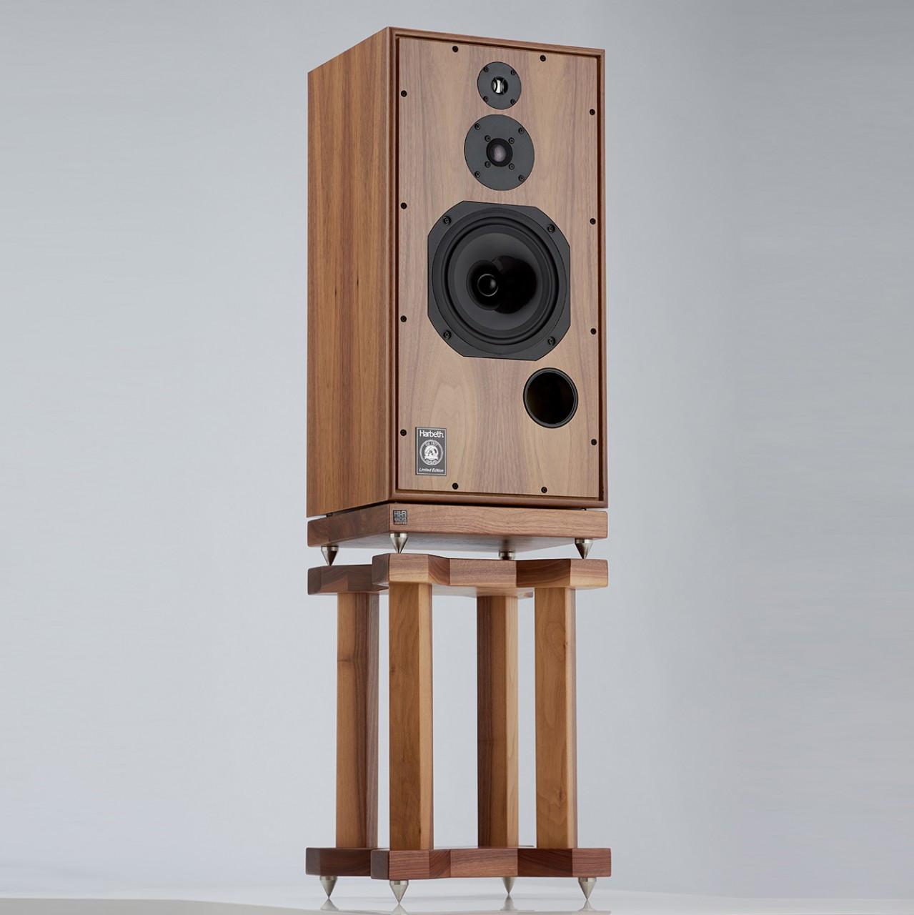Harbeth Super HL5+ 40th Anniversary speakers