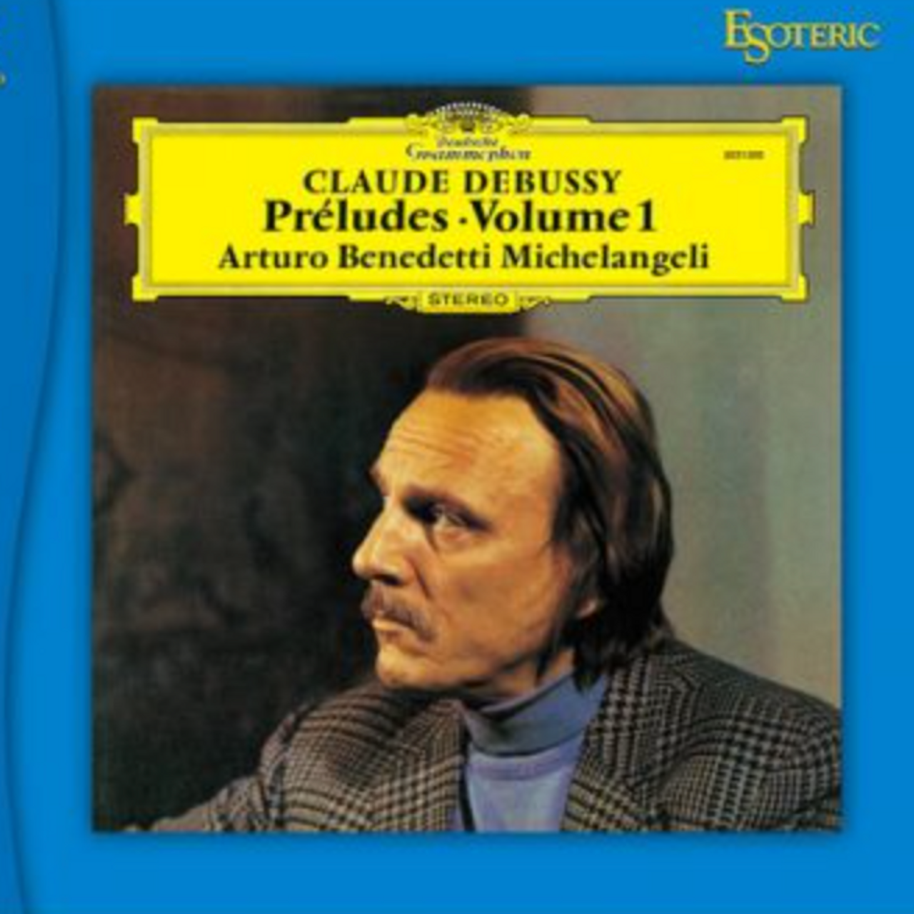 Esoteric Debussy by Michelangeli SACD