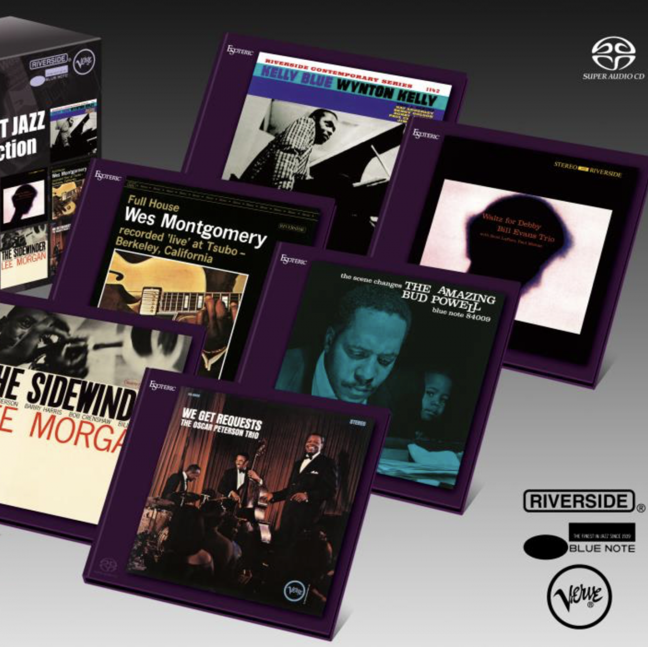 Great Jazz Selection Esoteric SACD box set