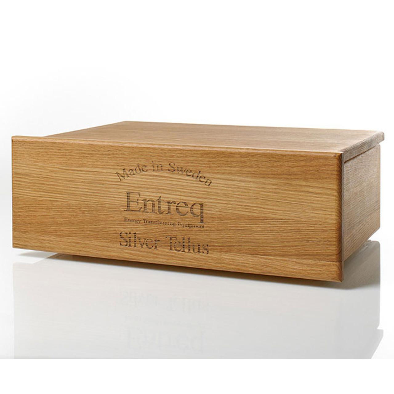 Entreq Silver Tellus Ground Conditioner