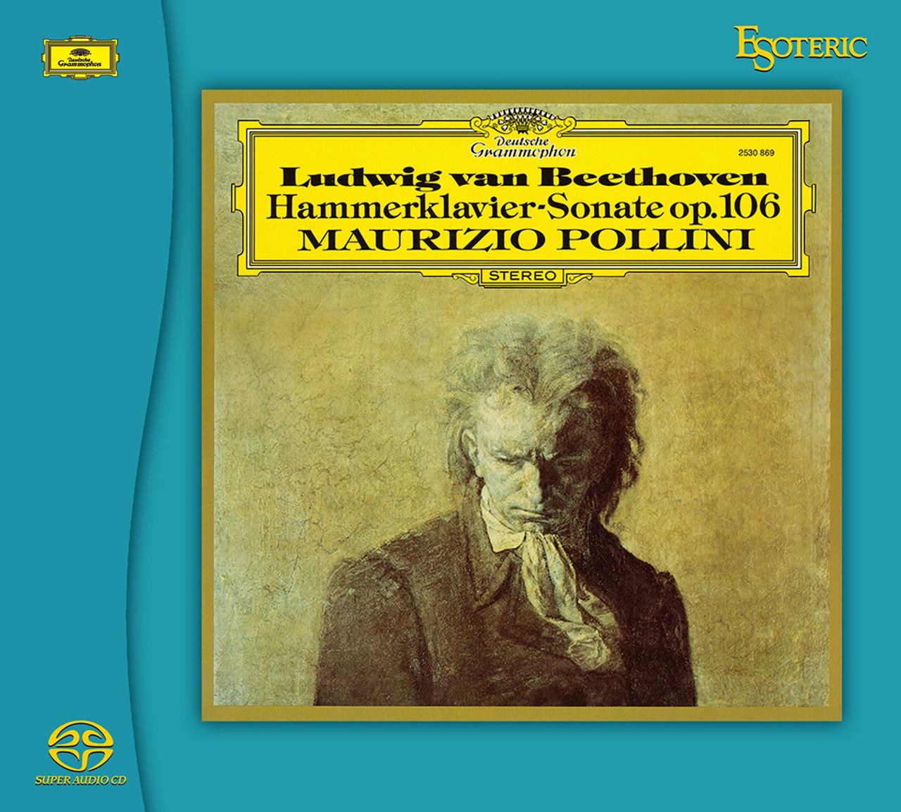 Beethoven Piano Sonatas 28+29 Esoteric SACD