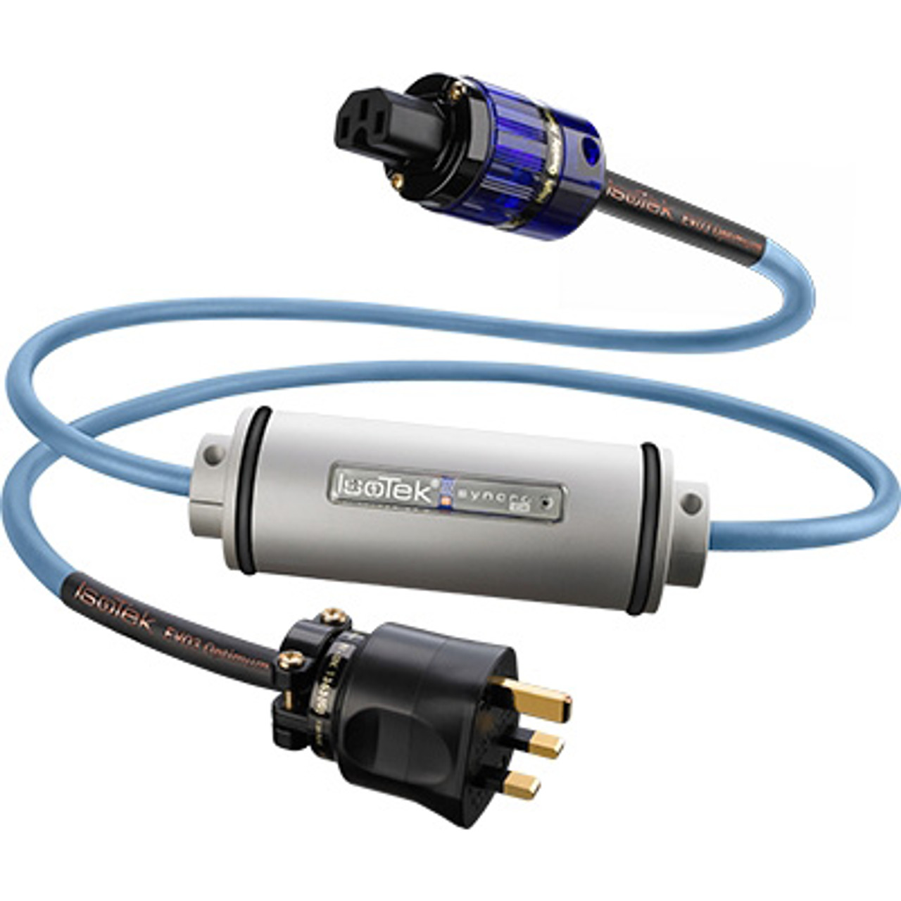 IsoTek EVO3 Synchro Active DC-Blocking power cable