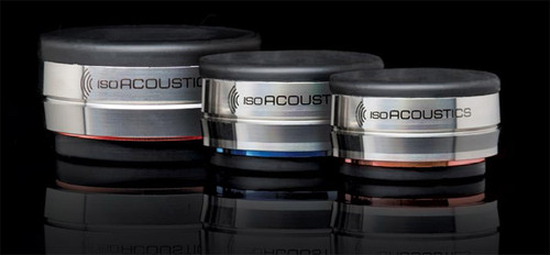 IsoAcoustics Orea Bordeax footer
