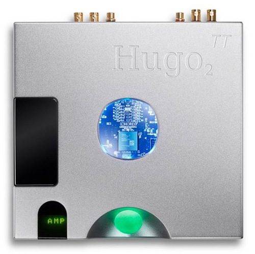 Chord Hugo TT 2 DAC preamp headphone amp