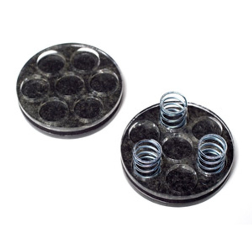 Solid Tech Isoblack Vibration Isolators