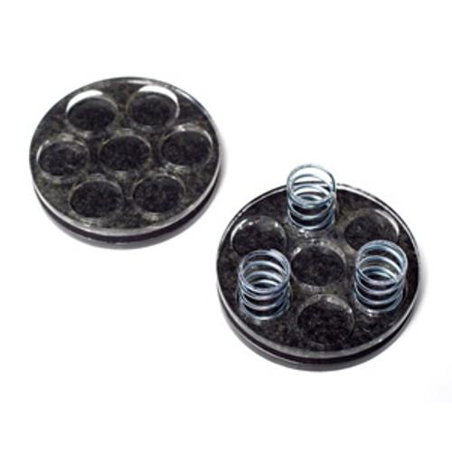 Solid Tech Isoblack Vibration Isolators