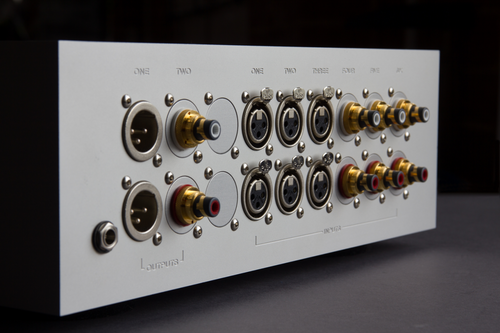 The Bespoke Audio Co. Preamplifier