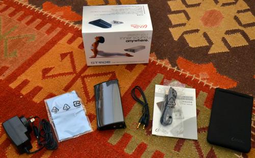 ADL Stride Portable Headphone Amplifier / DAC