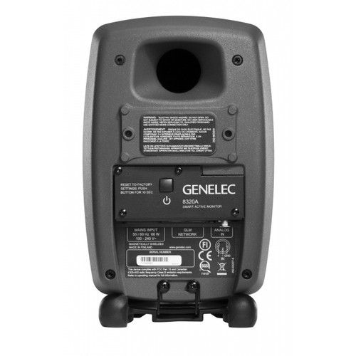 "Genelec 8320A SAM™ 4"" active monitors"