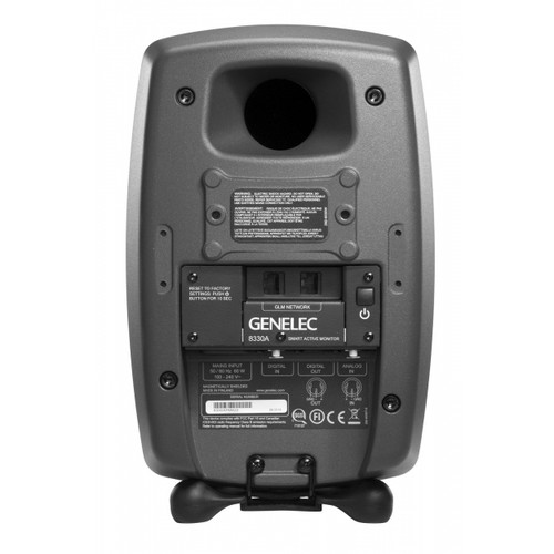"Genelec 8330A SAM™ 5"" active monitors"
