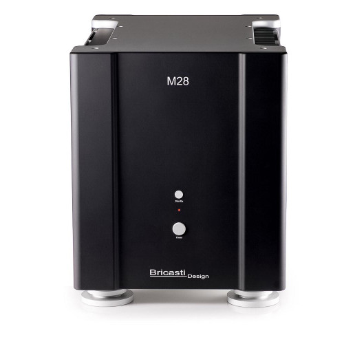 Bricasti M28 monoblock amplifiers