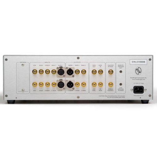 ModWright LS 100 preamp