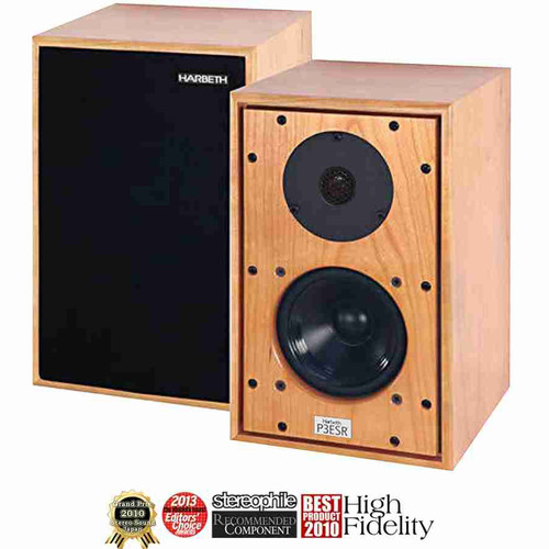 Harbeth P3ESR speakers