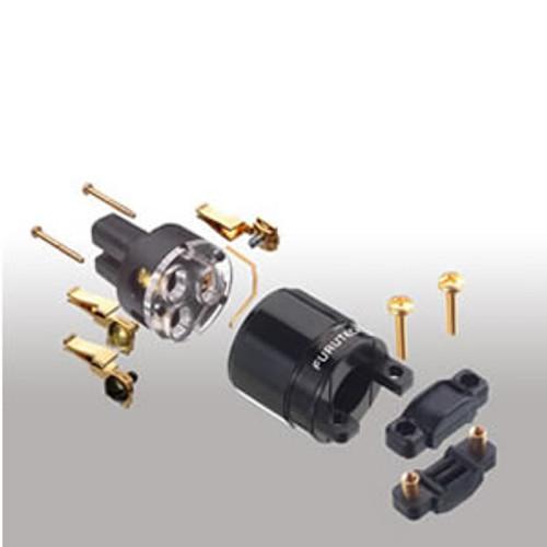 Furutech FI-11-N1 IEC connector gold