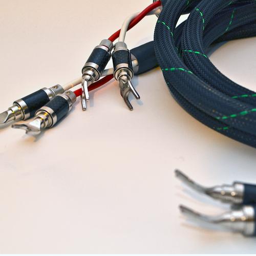 Krispy Kables Speaker Cable Stage 4