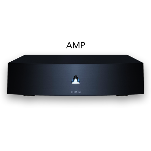 Lumin Amp power amplifier