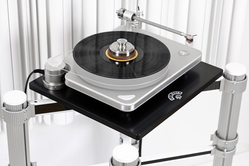 Solid Tech Turntable Shelf