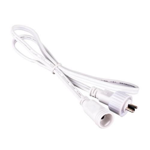 2' Spacer for Cascade Light Tubes - White
