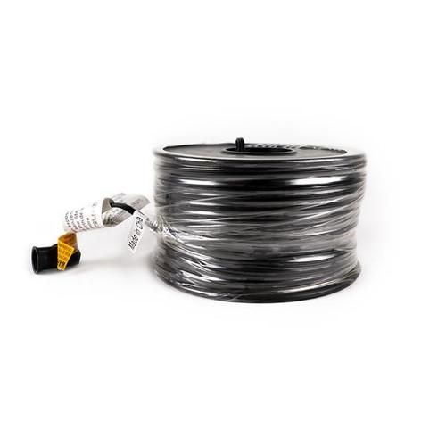 250' 18G SPT 1 Black Wire, No Sockets
