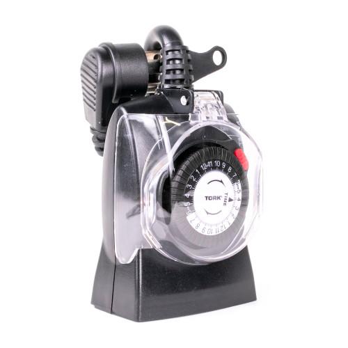 2-Outlet Mechanical Timer