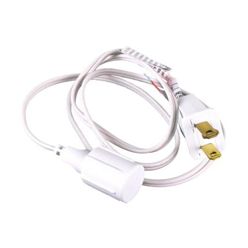 5 Amp Power Cord Adaptor (Commercial Products Only) White Wire