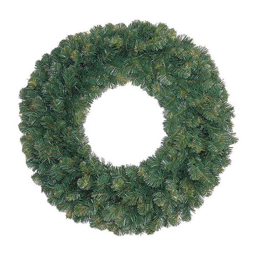 "36"" Unlit Oregon Fir Wreath"