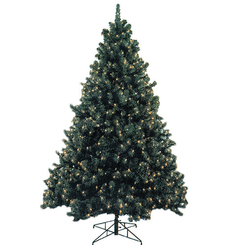 12' Commercial LED Christmas Tree