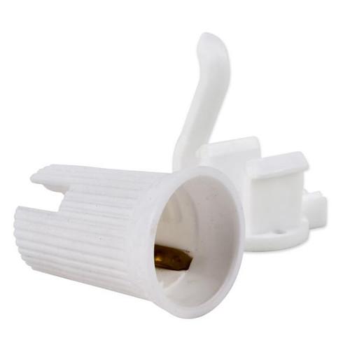 Snap-On C9 Socket - White