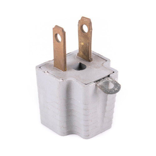 Three Prong Grounding Plug Adapter