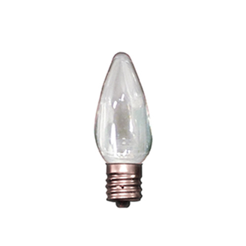 C7 SMD Smooth LED Replacement Bulb - Champagne