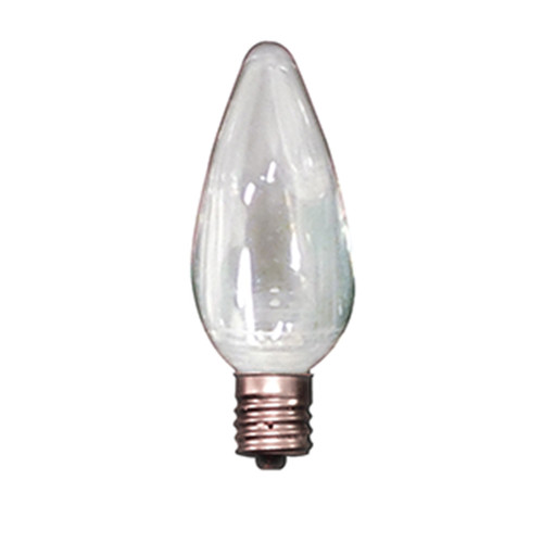 C9 SMD Smooth LED Replacement Bulb - Champagne