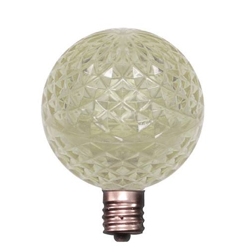 G40 Dimmable Replacement Bulb - C9 Base - Warm White