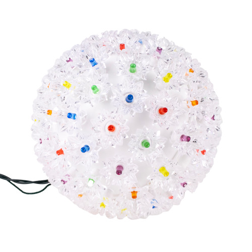 "5-Multi Color 7.5"" LED Light Sphere"