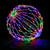 "Multi Color 20"" Folding LED Light Sphere"