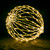 """Warm White 20"""" Folding LED Light Sphere"""