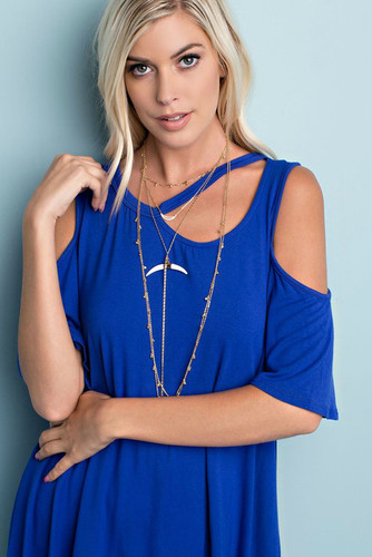 It's That Simple Top: Royal