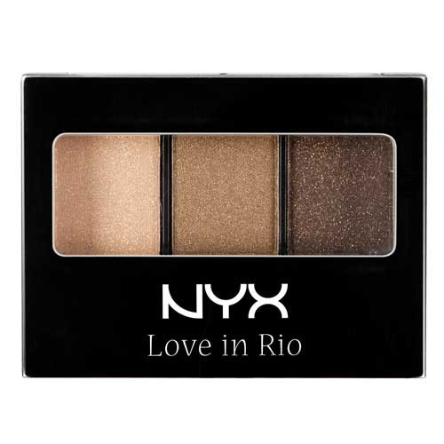 NYX Love In Rio Eyeshadow Palette