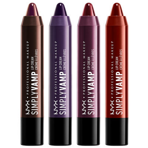 NYX Simply Vamp Lip Cream (SV) ladymoss.com