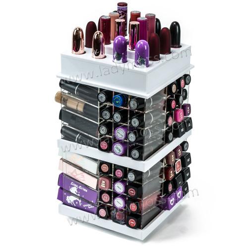 Mega Lipstick Tower 116 - White