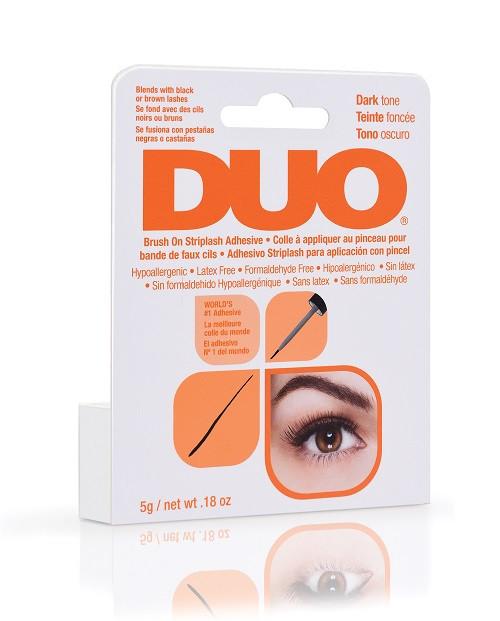 Duo Brush-On Dark Adhesive 5g
