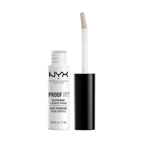 NYX Proof It! Waterproof Eyebrow Primer PIEB01 Picture Image Swatch