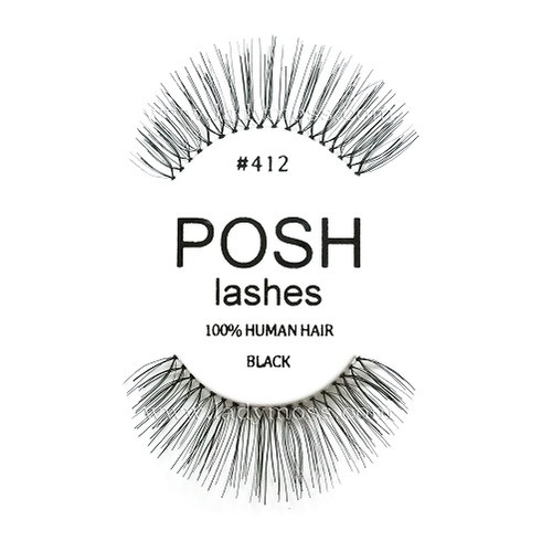 Posh Lashes #412